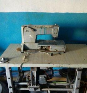 Швейная машинка плоскошевная промышленная