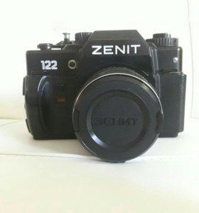 Фотоаппарат ZENIT + чехол