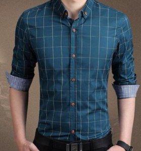Мужская (подрастковая) рубашка