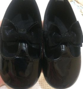 Лаковые туфельки для маленькой принцессы