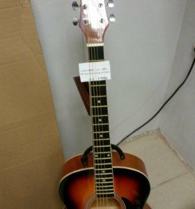 Акустическая гитара COLOMBO 401 SB новые