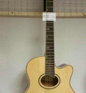 Акустическая гитара MARTINEZ W02AC