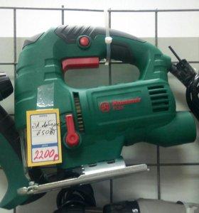 Электро лобзик HammerFlex 650-850W