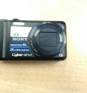 Фотоаппарат Sony DSC-H55