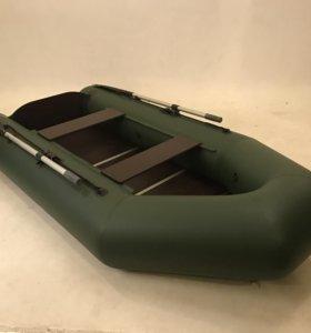 Новая надувная лодка из ПВХ Арчер-280 с полом