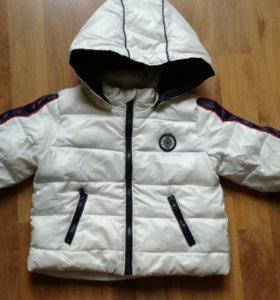 Демисезонная куртка Armani Baby 9-12 м