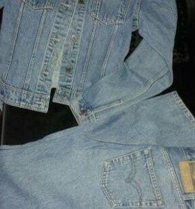 Костюм джинсовый Colin's