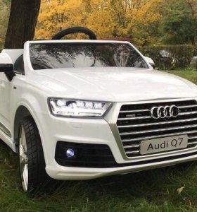 Электромобиль Audi Q7 Quattro ЛИЦЕНЗИОННЫЙ