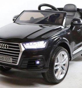 Электромобиль детский Audi Q7 Quattro ЛИЦЕНЗТЯ