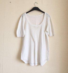 Блузка/кофта из льна L/XL