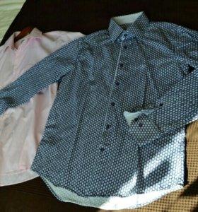 Рубашка мужская размер 40-42