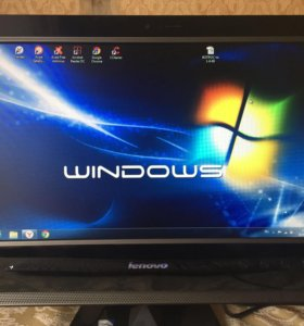 Отличный моноблок Lenovo C200+Oficce