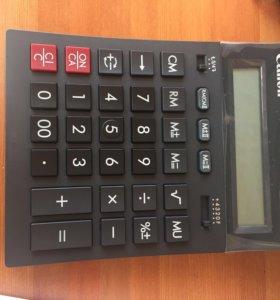 Калькулятор новый Кэнон