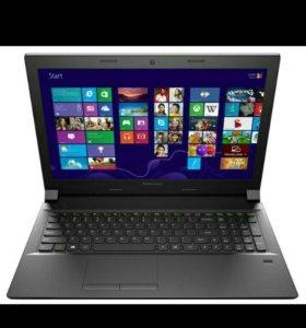 Lenovo новый ноутбук