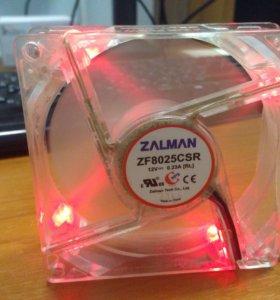 Вентилятор Zalman 80 mm.