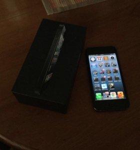 iPhone 5, iOS 6, 32gb