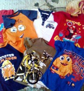 Детские футболки (Глория джинс)