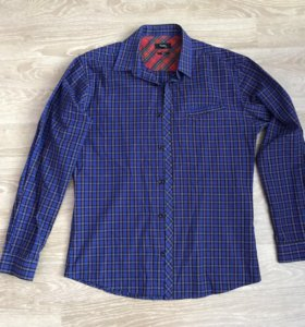 Рубашка приталенная р. М