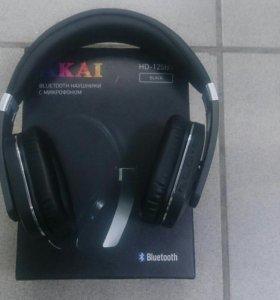 Bluetooth наушники AKAI