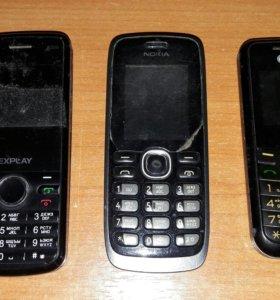 Телефон / на запчасти
