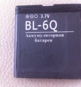 Батарея нокиа8800 новая