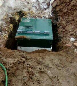 Автономная канализация(септик) Топас и другие