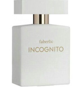 Аромат Faberlic Incognito
