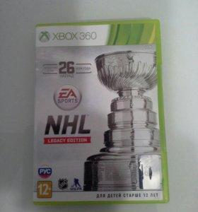 Xbox 360 NHL legasy egition (лицензионный)