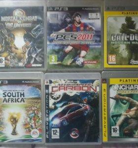 Диски для PS3.