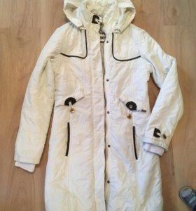Куртка демисезонная naf naf