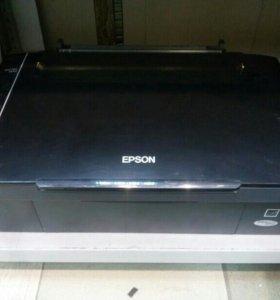 МФУ Epson TX117.