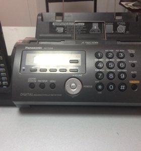 Телефон + факс Панасоник