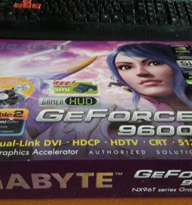 Видеокарта GeForce 9600GT