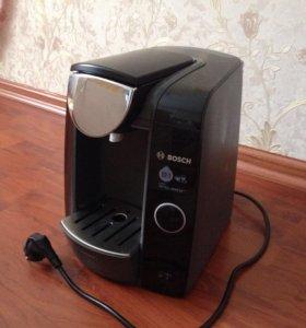 Кофемашина Bosch Tassimo, капсульная