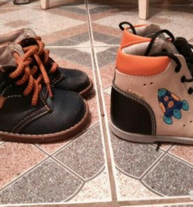 ботиночки на первые шаги