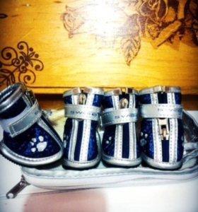 Ботиночки для миников