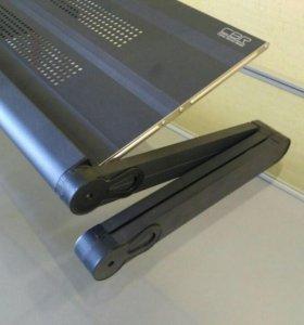 Подставка для ноутбука, трансформируемая