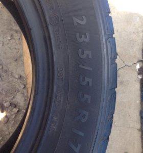 235/55 r17 Dunlop