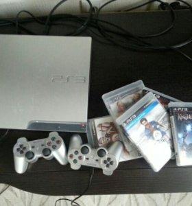 Sony Playstation 3 на 320гб