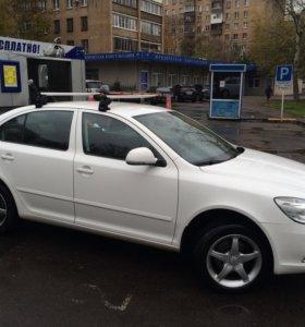 Багажник Atera для Skoda Octavia А5