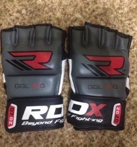 перчатки MMA RDX
