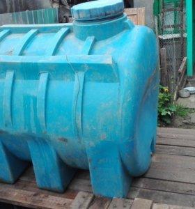 Бочка пластиковая 3000 литров