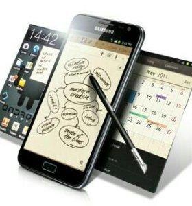 Оригинальный смартфон SAMSUNG GALAXY NOTE N7000