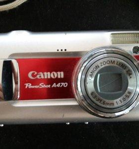 📸Фотоаппарат Canon A470