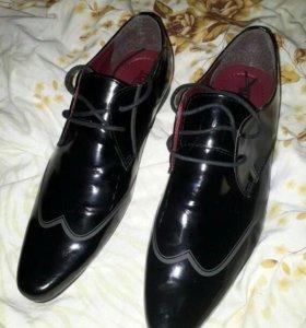 Туфли, представительские,черные