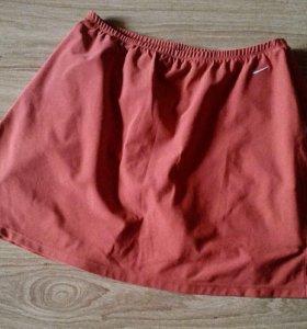 шорты- юбка для  большого тениса