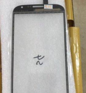 Продаю новый сенсор на Samsung s4 i9500
