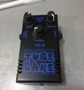 Усилитель гитарный amt tc-3 3w