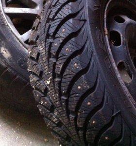 Зимняя резина колесо