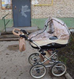 Коляска детская 2 в 1 Parusok